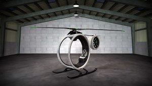 حقيقة طائرة هليكوبتر شخصية في تايوان