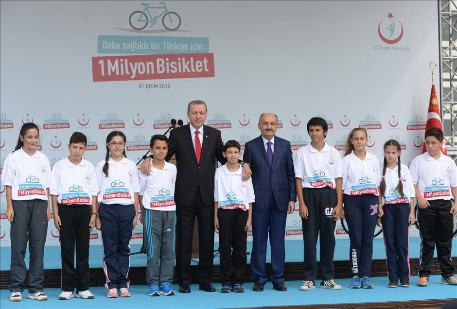 حقيقة توزيع دراجة على من يصلي الفجر لمدة 40 يوم في مسجد السلطان سليم في تركيا