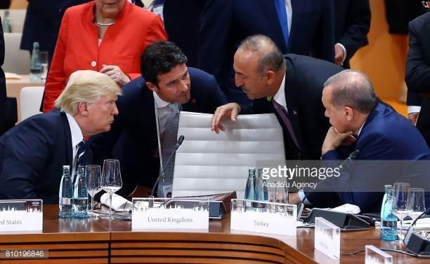 حقيقة صورة بوتين في قمة العشرين
