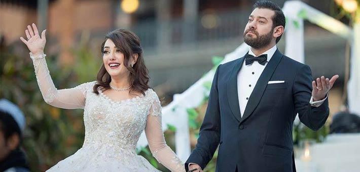القبض-على-الفنان-عمرو-يوسف-وزوجته-كندة-علوش