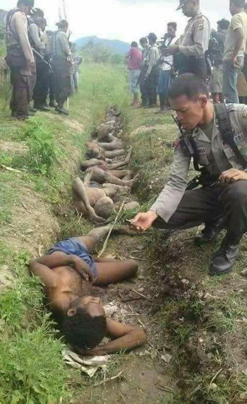 اوقفوا قتل مسلمي الروهينجا