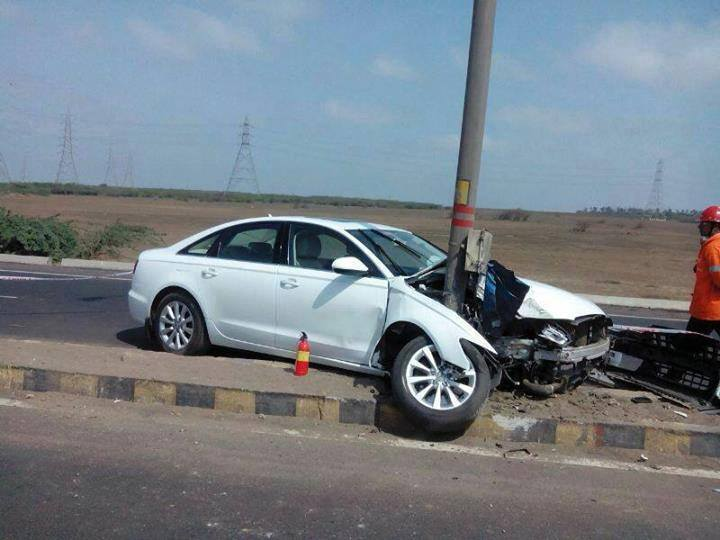 حقيقة حادث سيارة المانية في مصر