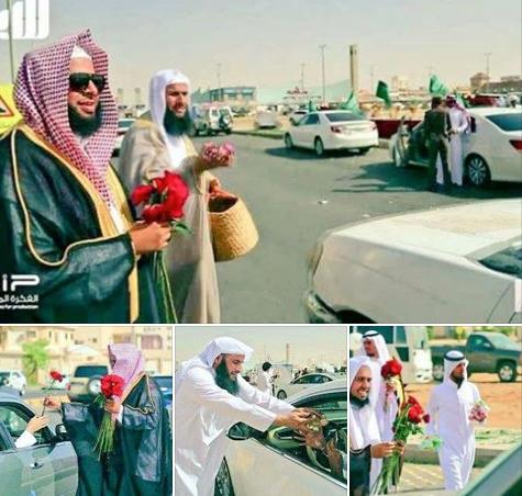 حقيقة احتفال السعودية بالفلانتين