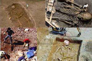حقيقة اكتشاف مقبرة قوم عاد