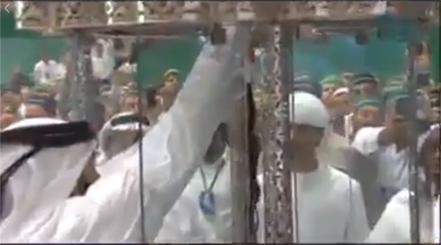حقيقة شراء دبي خصلة شعر الرسول (صلى الله عليه وسلم)