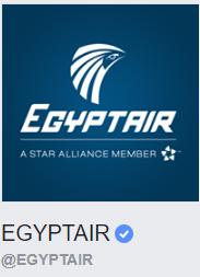 حقيقة رسالة مصر للطيران