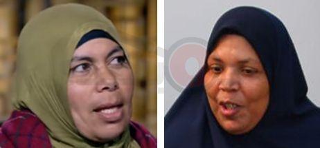 حقيقة ان الست اللى السيسى فطر عندها من سنتين هي نفسها اللى قابلها بالصدفة وهي بتسوق