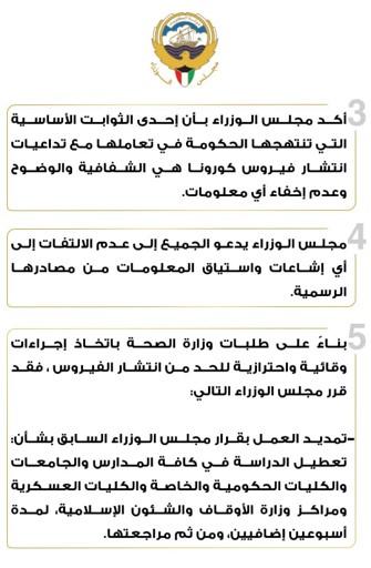 حقيقة الغاء الدراسة في الكويت