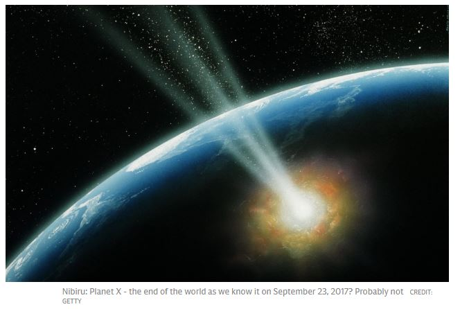 حقيقة ظهور كوكب قريب من الارض في مكة