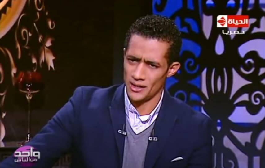 حقيقة فيديو تقليد محمد رمضان لأحمد زكي