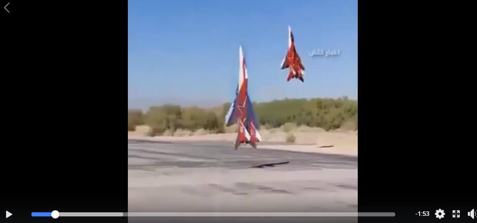 حقيقة عرض القوات الجوية المصرية بالميج 29 الروسية