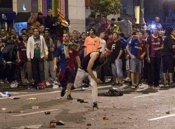 حقيقة الشغب بعد رغبة ميسي في ترك برشلونة