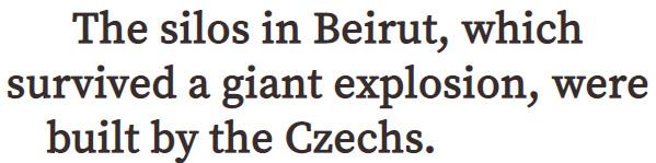 حقيقة بناء العثمانيين لصوامع مرفأ بيروت